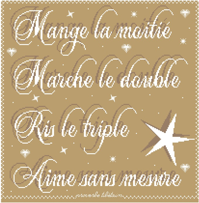 Proverbe tibétain