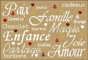 Les Mots De Noël Paix Boutique Jolitambourcreationwifeocom